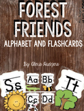 Forest Friends Alphabet