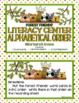 FOREST ANIMALS: Forest / Woodland Activity, ABC Order, Literacy Center