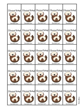 BEHAVIOR CLIP CHART BRAG TAGS Classroom Decor Forest Camping Woodland Theme