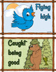 FOREST ANIMALS: Forest / Camping Activity, Behavior Chart,