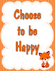 INSPIRING QUOTATIONS: Famous Quotes, Task Cards, Decor, Forest Animals