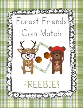 Forest Friends Coin Match!