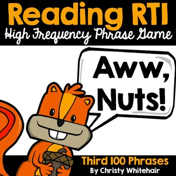 Fry's Third 100 Phrases Game!