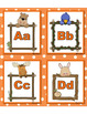MATH WORD WALL: Forest Friends Edition