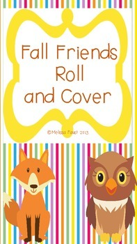 Forest Friends Roll and Cover