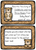 Forest Friends Writing Task Cards