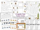 Irregular Past Tense Verb Activities Forest Fun