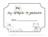 Forest Graphic Organizers -  Reading Writing Centers - English Language Arts
