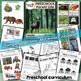 Forest Life - Week 16 Age 4 Preschool Homeschool Curriculu