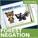 Forest Negation| Boom Learning |