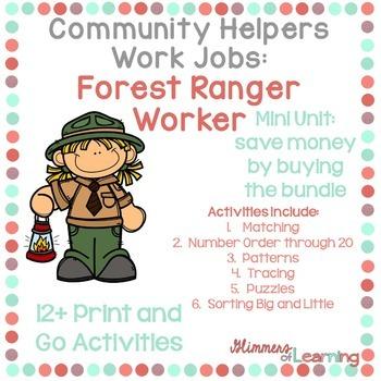 Forest Ranger Work Jobs