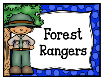 Forest Rangers (Dramatic Play)