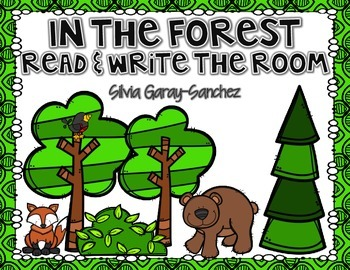 Forest Read and Write the Room Center