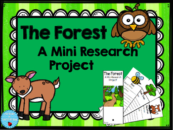 Forest Research Project