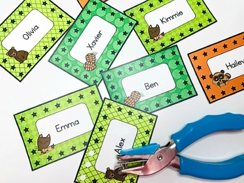 Editable Forest Theme Classroom Decor - Hundreds of Pages of Forest Decor!