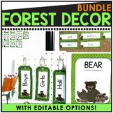Forest Theme Editable