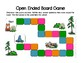 Forest Themed Open Ended Reinforcers - Board Game + Dot Pages