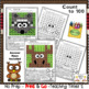 Forest Woodland Animals Hundreds Charts l MATH REVIEW l SCIENCE l LITERACY