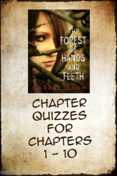 Forest of Hands and Teeth Chapter 1-10 Quizzes