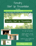 Forestry Start Up Presentation