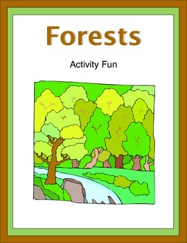 Forests Activity Fun