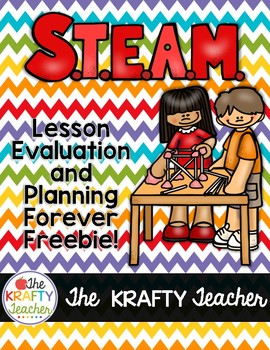 Stem Planning Template Worksheets & Teaching Resources | TpT