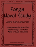 Forge Novel Study