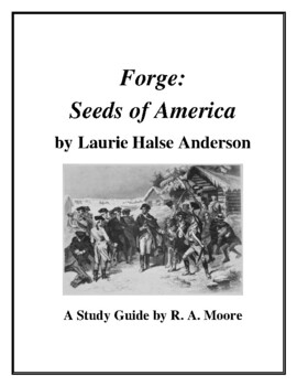 """""""Forge"""" by Laurie Halse Anderson: A Study Guide"""