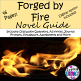 Forged By Fire 46 page Novel Guide