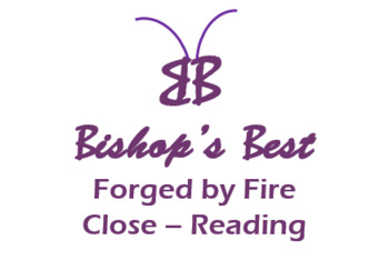 Forged by Fire Close Reading Questions