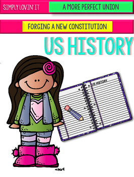 FORGING A NEW CONSTITUTION FOLDABLES