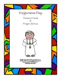 Forgiveness: Treasure Hunt & Prayer Service