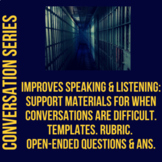 Forgiveness in Crime and Punishment- Listening, Short Answer, & Conversation