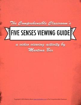 Form: Five Senses Video Form