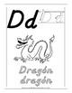 Formación de Letras: Ejercicos para Practicar la Letra D´nealian