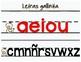 Formación de letras- letter formation posters