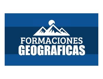 Formaciones Geograficas (PDF)