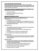 Formal Chemistry Lab Report Rubric (High School)