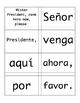 Spanish Formal Commands Sentence Mixer
