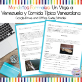 Venezuelan Food and Travel with Formal Commands