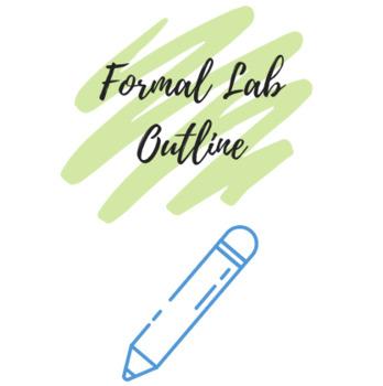 Formal Lab Report Outline