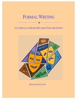 Formal Writing Readers Theatre Script