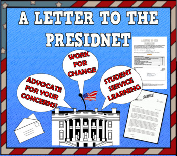 Formal letter to your Senator