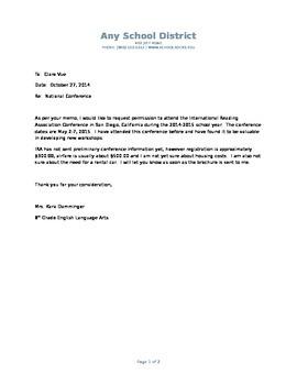 formal vs informal letter examples