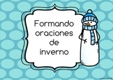 Forming Winter Sentences in Spanish