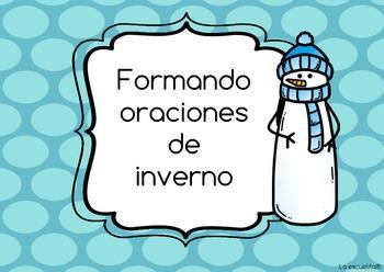 Forming Winter Sentences in Spanish