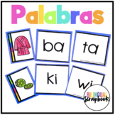 Formando palabras - Rompecabezas (Making Words Centers in