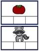 Formando  palabras de tres sílabas