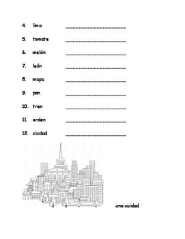 Formar el plural