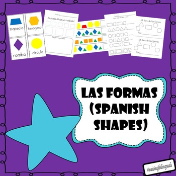 Formas (Spanish shapes)